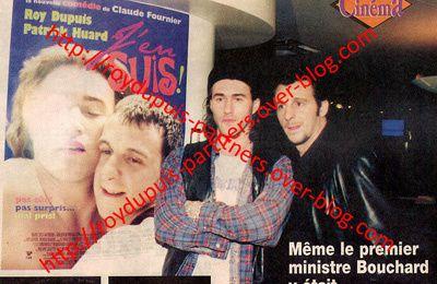 1997/03 - Méga première pour «J'en suis!»