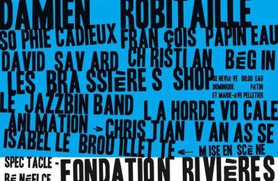 2010 - La «Fondation Rivières» prépare la 8ème édition de sa soirée-spectacle bénéfice