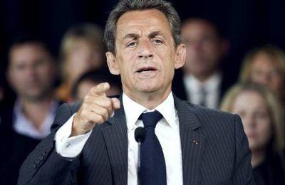"""""""Présidentielles 2012"""" - Sondages : Sans DSK, Sarkozy qualifié au second tour"""