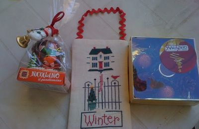 Christmas Swap 2011 - parte seconda