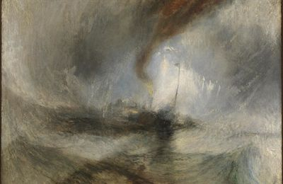 """The sun is GOD"": J.M.W.Turner"