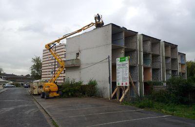 CORBIE - Réhalibitation de 16 logements Résidence d'Etampes