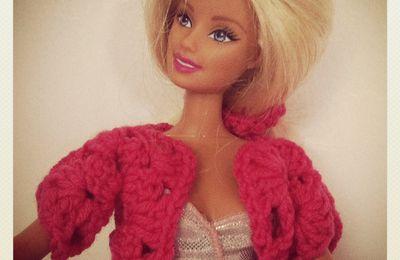 Gilet pour Barbie