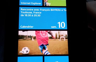 Try & Like It, la course au social + Test Nokia Lumia 800