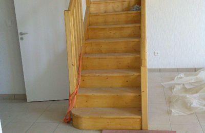 peindre un escalier -2-