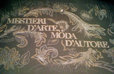 Mestieri d'arte moda d'autore a Palazzo Marino fino al 1 Marzo