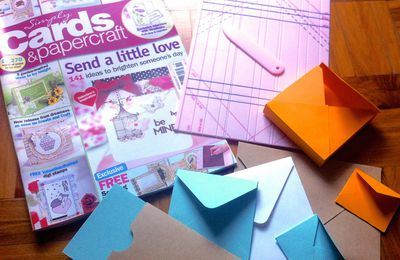 Cards & papercraft … buste