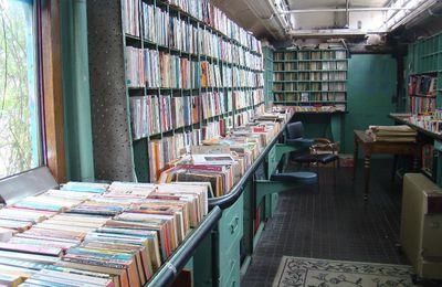 Départ immédiat pour la Caverne aux livres d'Auvers sur Oise