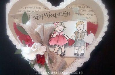 Des milliers de cartes pour la Saint Valentin!