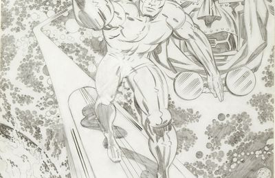 Silver Surfer & Doom