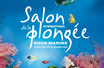 Salon de la plongée à Paris : J-5