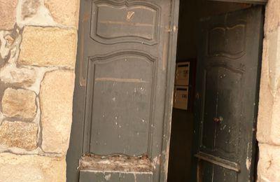 Portes à saint- Bonnet -le Chateau.