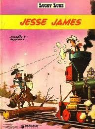 Jesse James - Morris & Goscinny (1969)