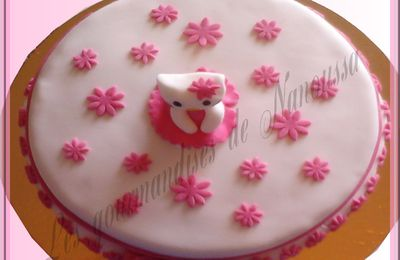 Mini wedding cake Hello kitty ,25 parts