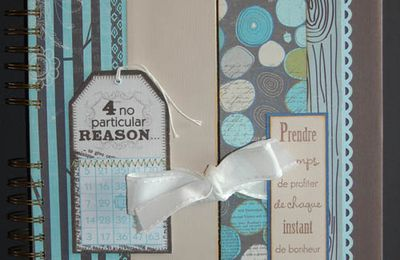 mini album kit fée du scrap 2011