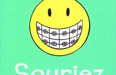 Souriez - Raina Telgemeier