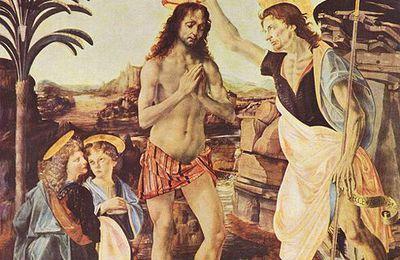 Saint Jean-Baptiste, l'Homme Sauvage au tempérament de Feu !