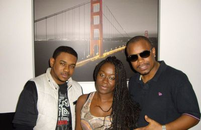 INTERVIEW MEILA SMEISS et BEN-G LE SMYLE BOX CLUB 2012