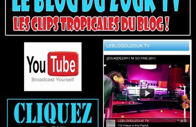 LE BLOG DU ZOUK TV