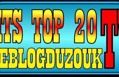 HIT TOP 20 CLIPS ZOUK LEBLOGDUZOUK TV