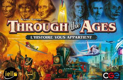 TTA - Through the Ages en version Française