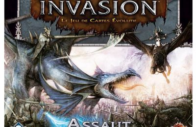 Assaut sur ulthuan - la nouvelle extension de Warhammer : invasion
