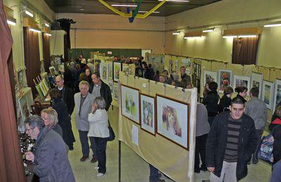 188. PHOTOS DE L'EXPOSITION A GHLIN des 29 et 30 octobre.
