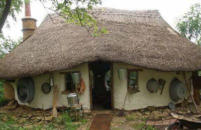 Un agriculteur anglais s'est construit une « maison verte » pour 180 euros (Vidéo)
