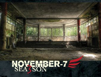 NOVEMBER 7: Season 3 (2011-DailyRock Records)[Modern Metal]