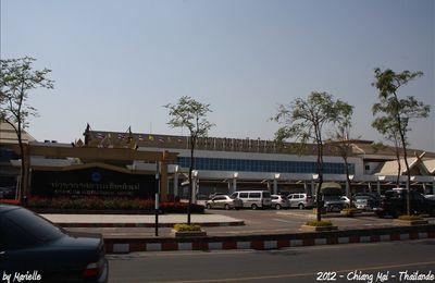 Chiang Mai : visite guidée de l'aéroport