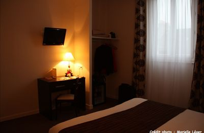 Guéret (23) - Hôtel Auclair