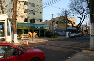 Brésil : Foz do Iguaçu (MJ) : Hôtel Taroba
