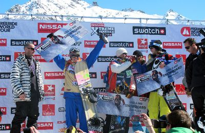 Xavier, 2010 FreeRide World Champion!!!