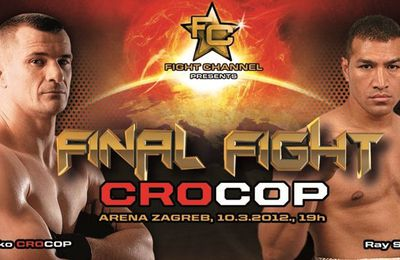 Final Fight - video Mirko Cro-Cop vs Ray Sefo / Ghita vs Lascenko Full.