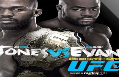 UFC 145 - Jon Jones vs. Rashad Evans - Free live streaming.