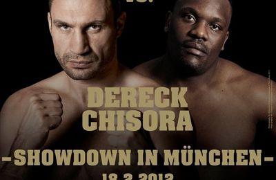 Vitali Klitschko vs Dereck Chisora WBC Heavyweight World title - Video Full Fight.