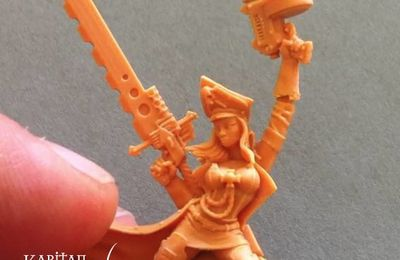 New sci-fi models coming from Raging Heroes