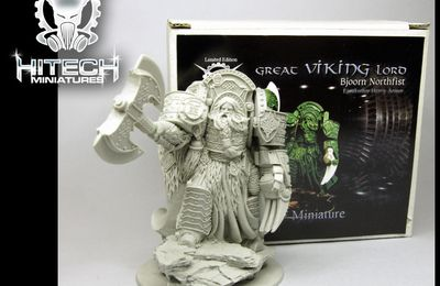 Discovery of a new brand of high quality miniatures : HITECH