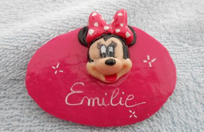 badge minnie