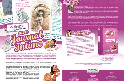 pub journal intime sisters
