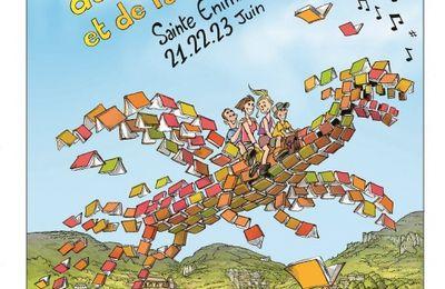 dédicace au festival livre/BDSt Enimie 2013 ( 48 )