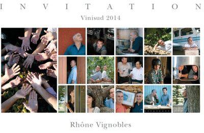 Rhone Vignobles à Vinisud 2014