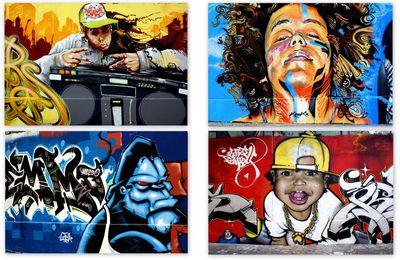 Street Art & Printing