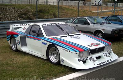 AB74 • Lancia Beta Montecarlo Turbo Groupe 5