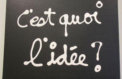 L'idée de Voyelle...
