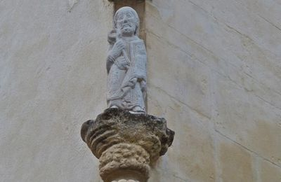 Les statuettes fantômes d'Arles, niches urbaines de saints vides