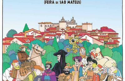 Tintin em Viseu
