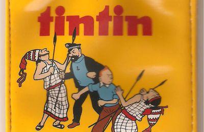 Porta-moedas Tintin