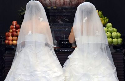 Famille: le mariage est bon.. pour l'économie..