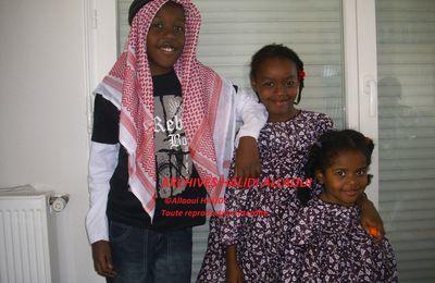 Religion / Islam : Indi ya baraka / Bonne fête de l'aïd El Kabir